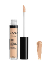 NYX Professional Makeup - HD Studio Photogenic Concealer - Korektor HD - 03 - LIGHT - 03 - LIGHT