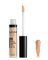 NYX Professional Makeup - HD Studio Photogenic Concealer - Korektor HD - 04 - BEIGE - 04 - BEIGE