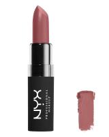 NYX Professional Makeup - VELVET MATTE LIPSTICK - Matowa pomadka do ust - 06 - SOFT FEMME - 06 - SOFT FEMME