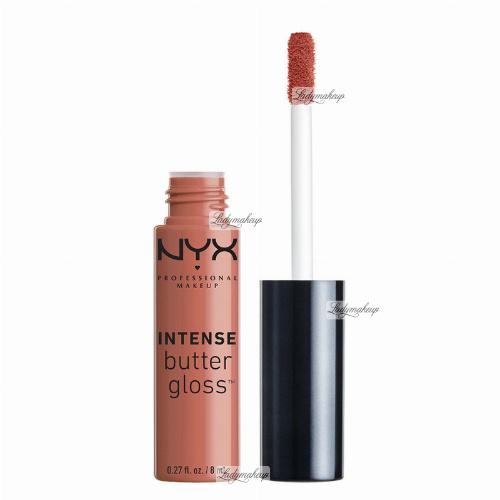 NYX Professional Makeup - INTENSE BUTTER GLOSS - Błyszczyk do ust