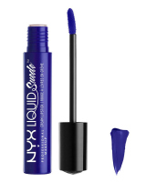NYX Professional Makeup - LIQUID Suede - Pomadka do ust w płynie - JET-SET - JET-SET
