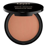 NYX Professional Makeup - MATTE BRONZER POWDER