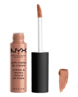 NYX Professional Makeup - SOFT MATTE LIP CREAM LIPSTICK - 04 - London - 04 - London