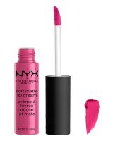 NYX Professional Makeup - SOFT MATTE LIP CREAM - Kremowa pomadka do ust w płynie - 07 - Addis Ababa - 07 - Addis Ababa