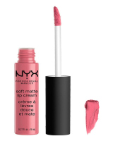NYX Professional Makeup - SOFT MATTE LIP CREAM - Kremowa pomadka do ust w płynie - 11 - Milan - 11 - Milan