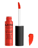 NYX Professional Makeup - SOFT MATTE LIP CREAM - Kremowa pomadka do ust w płynie - 22 - Morocco - 22 - Morocco