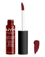 NYX Professional Makeup - SOFT MATTE LIP CREAM LIPSTICK - 27 - Madrid - 27 - Madrid