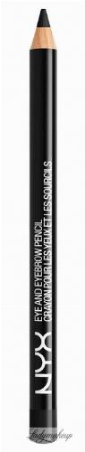 NYX Professional Makeup - EYE AND EYEBROW PENCIL - Wielozadaniowa kredka do oczu