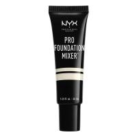 NYX Professional Makeup - PRO FOUNDATION MIXER - Pigment do rozjaśniania, rozświetlania lub przyciemniania podkładu - PFM01 - OPALESCENT - PFM01 - OPALESCENT