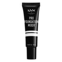 NYX Professional Makeup - PRO FOUNDATION MIXER - Pigment do rozjaśniania, rozświetlania lub przyciemniania podkładu - PFM03 - WHITE - PFM03 - WHITE