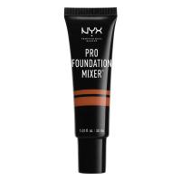 NYX Professional Makeup - PRO FOUNDATION MIXER - Pigment do rozjaśniania, rozświetlania lub przyciemniania podkładu - PFM06 - WARMTH - PFM06 - WARMTH