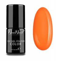 NeoNail - UV GEL POLISH COLOR - CANDY GIRL - 6 ml - 3190-1 - NEON ORANGE - 3190-1 - NEON ORANGE
