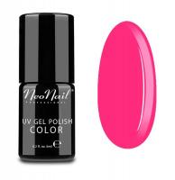 NeoNail - UV GEL POLISH COLOR - CANDY GIRL - 6 ml - 3220-1 - NEON PINK - 3220-1 - NEON PINK