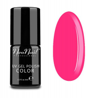 NeoNail - UV GEL POLISH COLOR - CANDY GIRL - Lakier hybrydowy - 6 ml I 7,2 ml - 3220-7 - NEON PINK - 3220-7 - NEON PINK
