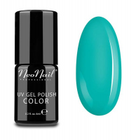 NeoNail - UV GEL POLISH COLOR - CANDY GIRL - Lakier hybrydowy - 6 ml I 7,2 ml - 3781-7 - OCEAN GREEN - 3781-7 - OCEAN GREEN