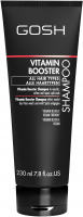 GOSH - VITAMIN BOOSTER - SHAMPOO - For damaged hair