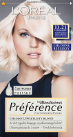 L'Oréal - Récital Préférence - 11.21 ULTRA-LIGHT - Hair Color - Décor - Very bright, cool, pearly blond