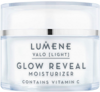 LUMENE - VALO - GLOW REVEAL MOISTURIZER - Brightening cream with vitamin C for all skin types