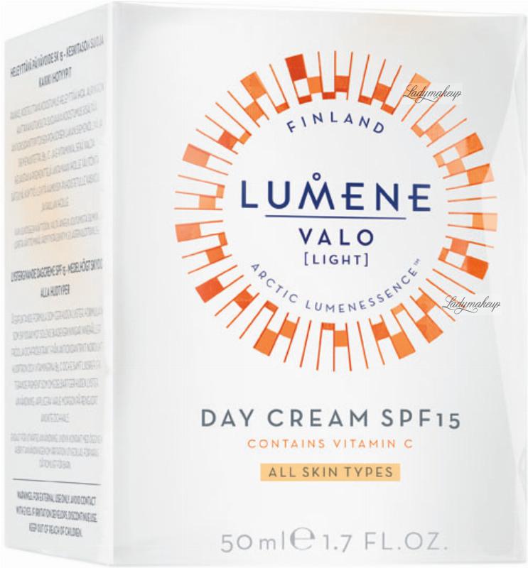 lumene day cream spf 15