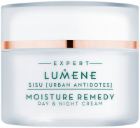 LUMENE - SISU - EXPERT MOISTURE REMEDY - DAY & NIGHT CREAM