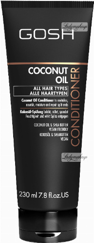 GOSH - COCONUT OIL - CONDITIONER