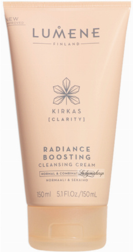 LUMENE - KIRKAS CLARITY - RADIANCE BOOSTING CLEANIG CREAM