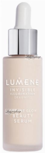 LUMENE - INSTANT GLOW - BEAUTY SERUM - Serum tonujące