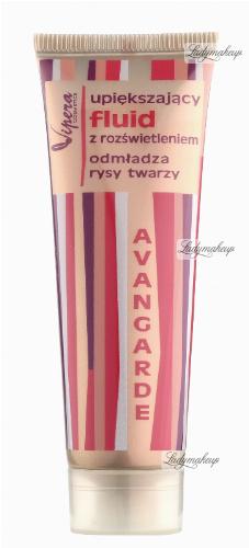 VIPERA - AVANGARDE - Rozświetlający fluid odświeżający cerę