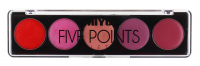 MIYO - FIVE POINTS PALETTE CONTOUR LIP PALETTE