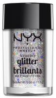 NYX Professional Makeup - Glitter Brillants - Brokat do twarzy i ciała