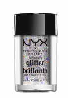 NYX Professional Makeup - Glitter Brillants - Glitter for face and body - 06 - 06