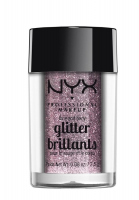NYX Professional Makeup - Glitter Brillants - Glitter for face and body - 02 - 02