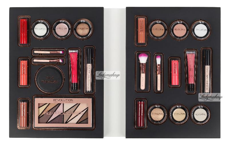 Makeup revolution kalendarz adwentowy