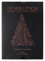 MAKEUP REVOLUTION - ADVENT CALENDAR 2017 - 25 FULL SIZE PRODUCTS - Kalendarz adwentowy z kosmetykami do makijażu