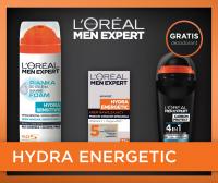 L'Oréal - MEN EXPERT - HYDRA ENERGETIC
