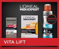 L'OREAL - MEN EXPERT - VITA LIFT