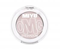 MIYO - OMG! Eyeshadows - Cień do powiek - 04 - VANILLA - 04 - VANILLA