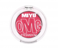 MIYO - OMG! Eyeshadows - Cień do powiek - 13 - CHILI - 13 - CHILI