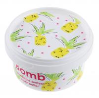 Bomb Cosmetics - Pineapple Prefect - Body Butter - Masło do ciała z 30% Shea - ANANASOWE