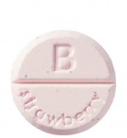 Bomb Cosmetics - Shower Mixers - Aromatyczna kostka pod prysznic - TRUSKAWKA - TRUSKAWKA