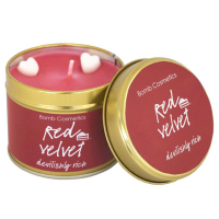 Bomb Cosmetics - Red Velvet Candle