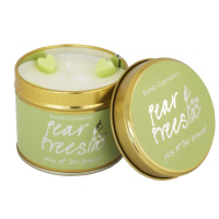 Bomb Cosmetics - Pear & Freesia - Handmade aromatic candle with essential oils