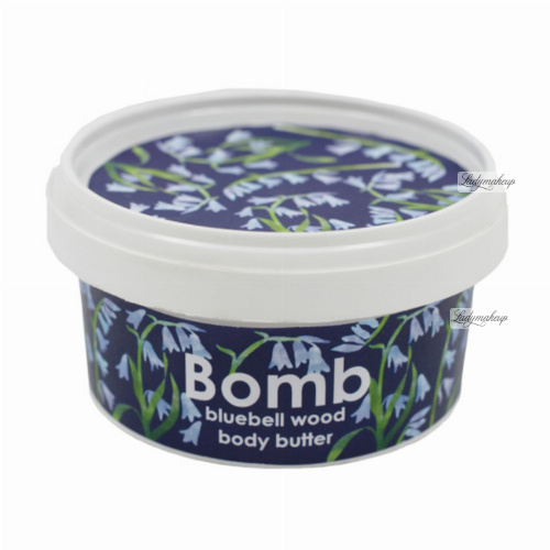 Bomb Cosmetics - Bluebell Wood - Body Butter