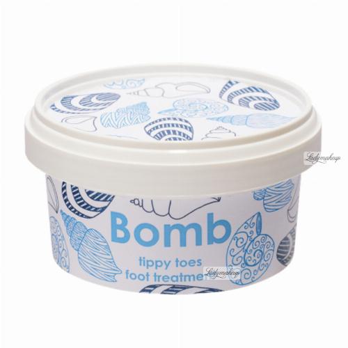 Bomb Cosmetics - Tippy Toes Foot Treatment