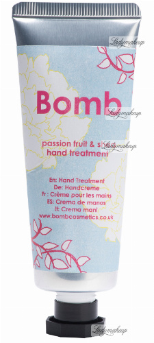 Bomb Cosmetics - Hand Treatment - Passionfruit & Shea