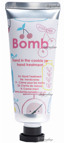 Bomb Cosmetics - Hand Treatment - Hand in the Cookie Jar