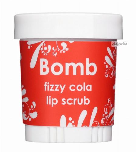 Bomb Cosmetics - Lip Scrub - Fizzu Cola
