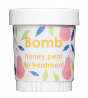 Bomb Cosmetics - Lip Treatment - Honey Pear - Kuracja do ust - MIODOWA GRUSZKA