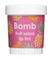 Bomb Cosmetics - Lip Tint - Fruit Salad - Koloryzujący balsam do ust - SAŁATKA OWOCOWA