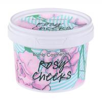 Bomb Cosmetics - Rosy Cheeks - Scrub do twarzy - RUMIANE POLICZKI